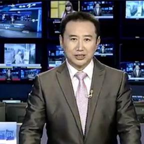 扬州新闻采访自然墙绘